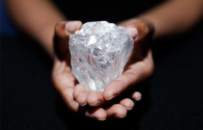 Физико-химические характеристики алмаза
