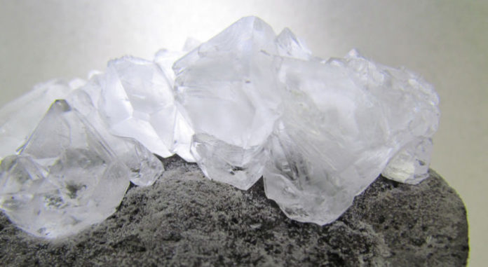Физико-химические характеристики алунита
