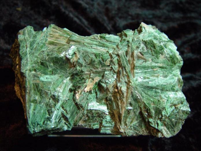 Лечебные свойства актинолита