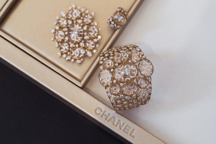 Цены на изделия с алмазами