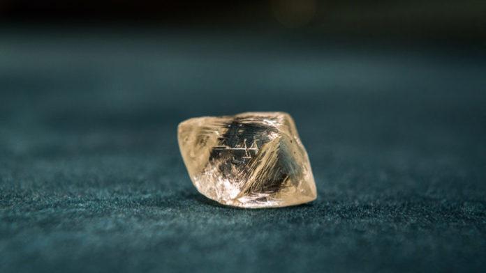 Цвета алмаза