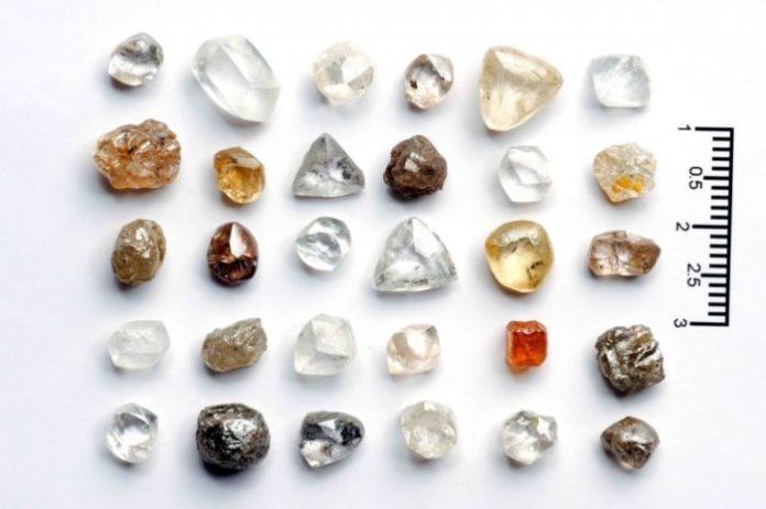 Виды алмаза