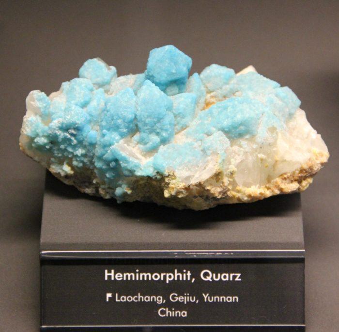 Рекордный гемиморфит