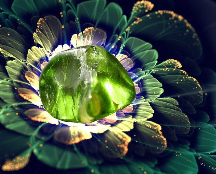 Лечебные свойства оливина