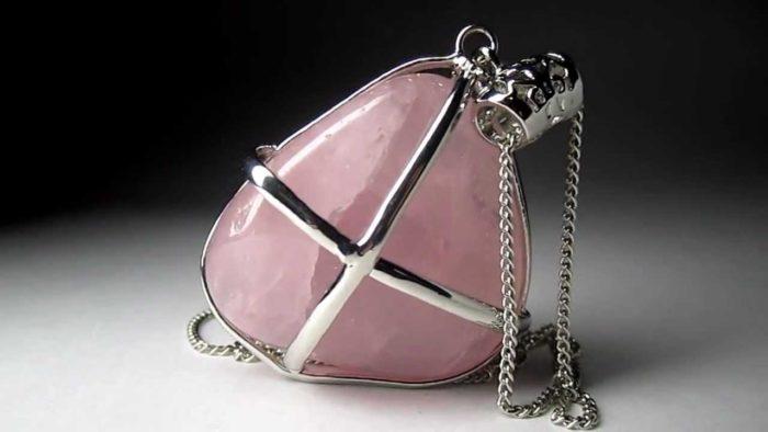 Отрасли применения розового кварца