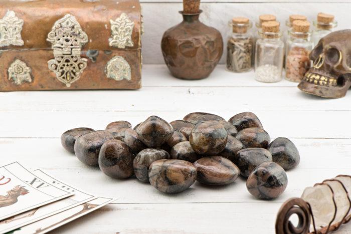 Лечебные свойства хиастолита