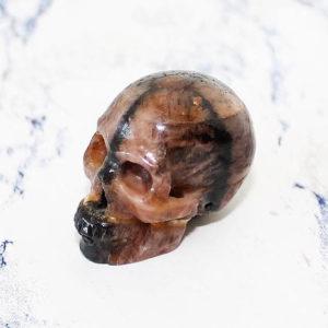 Магические свойства хиастолита